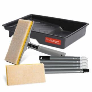 Brushmaster Specialist Masonry Paint Pad Applicator Kit